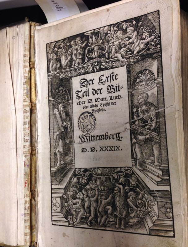 1552 Complete Works of Martin Luther
