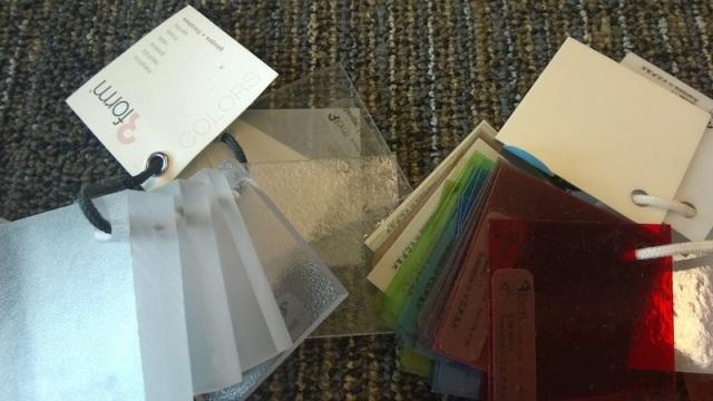 Various Material Samples