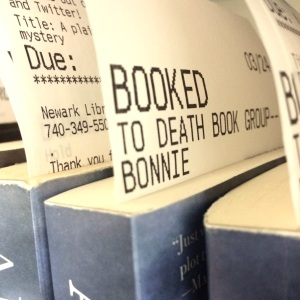 Booked To Death Group Holds