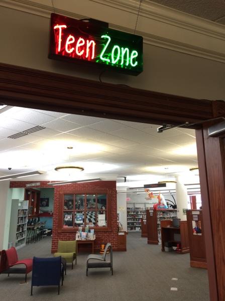 Teen Zone