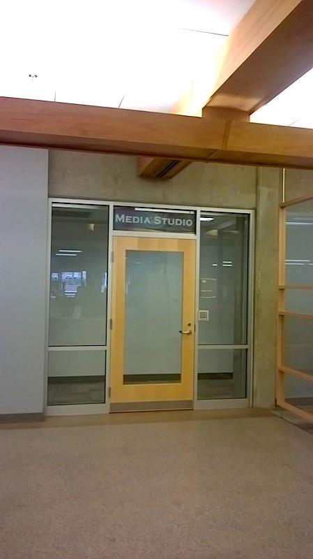 CSCC Library Media Studio