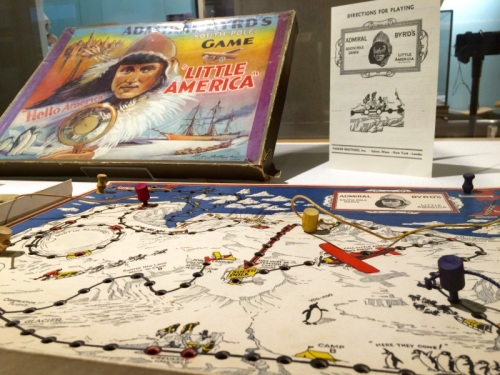 Admiral Byrd's South Pole Game Little America