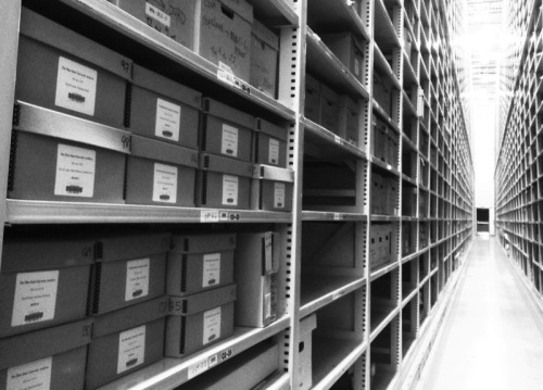 Archives Storage
