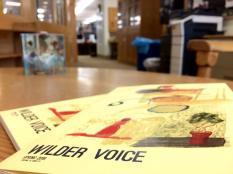 Oberlin's Wilder Voice, creative non-fiction journal